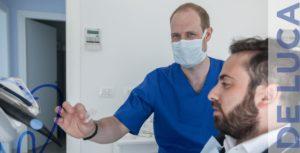 Mascherine dentali trasparenti